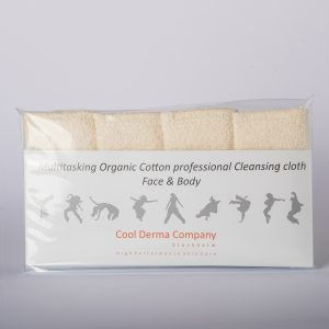 Multitasking Organic Cotton Professional Cleansing Cloth
